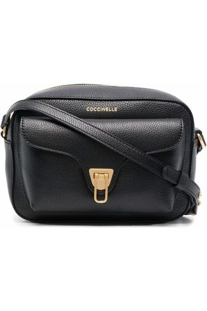 Coccinelle Beat leather crossbody bag