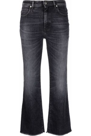 PT05 Mid-rise cropped jeans