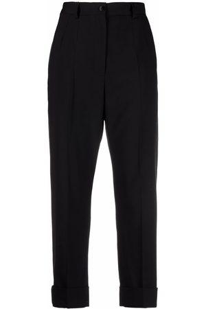 Dolce & Gabbana Side-stripe tailored trousers