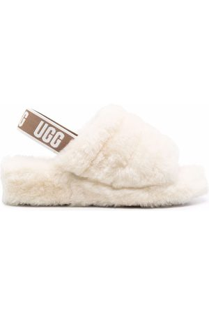 UGG Fluff Yeah slingback sandals