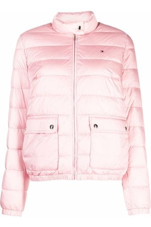 Tommy Hilfiger Zipped padded jacket