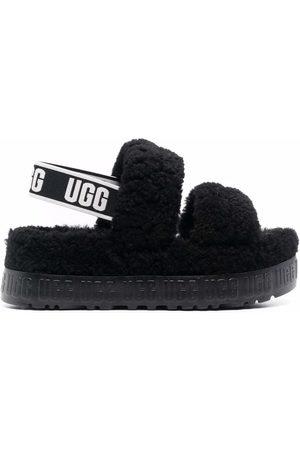 UGG Oh Fluffita slingback sandals