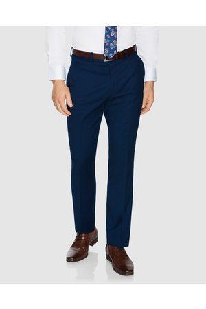 Tarocash Lachlan Slim Stretch Pant - Pants (NAVY) Lachlan Slim Stretch Pant