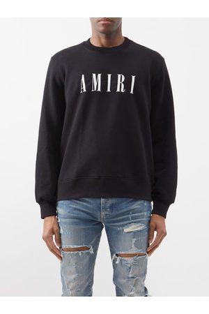 AMIRI Men Sweatshirts - Logo-print Jersey Sweatshirt - Mens