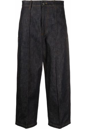 Ami Women Bootcut & Flares - Wide-leg cropped jeans