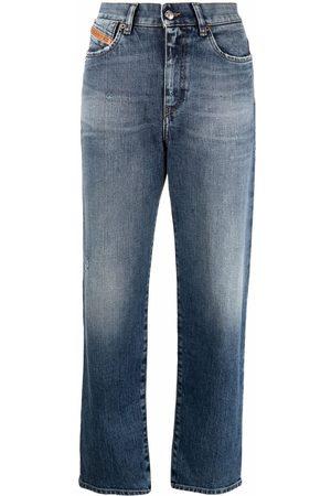 Diesel Air faded boyfriend jeans