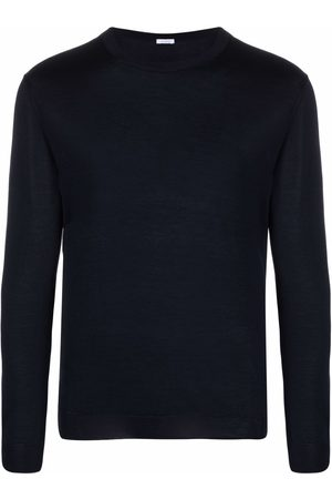 Malo Round neck knitted jumper
