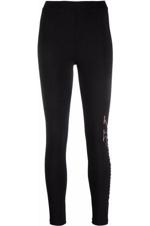 Calvin Klein Women Leggings - Logo-print leggings