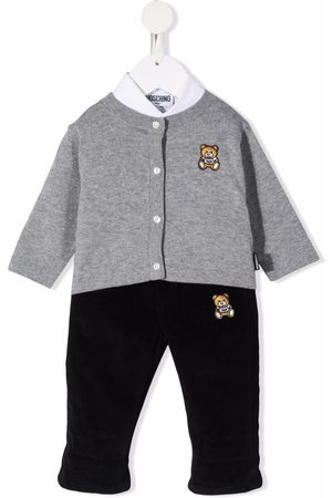Moschino Baby Sets - Teddy bear trouser set
