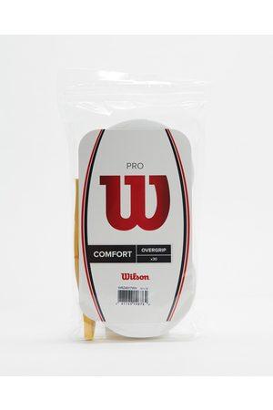 Wilson Tennis Pro Overgrip 30 Pack - Training Equipment Tennis Pro Overgrip - 30 Pack