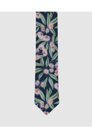 Peggy and Finn Flowering Gum Tie - Ties Flowering Gum Tie
