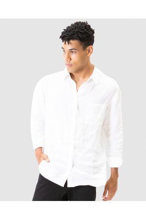 JAM The Label Masculine Linen Shirt - Casual shirts Masculine Linen Shirt