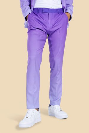 Boohoo Mens Skinny Ombre Suit Trouser
