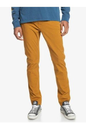 "Quiksilver Krandy 19"" Straight Fit Pants"