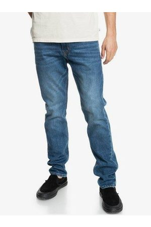 Quiksilver Modern Wave Aged Straight Fit Jeans