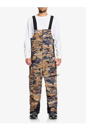 Quiksilver Utility Shell Snow Bib Pants