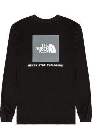 The North Face Long Sleeve Box NSE Tee in .