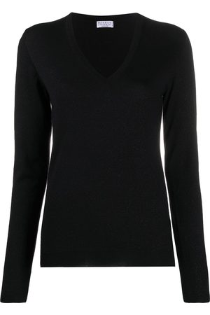 Brunello Cucinelli Women Sweaters - Relaxed fit jumper