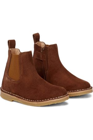 Petit Nord Suede ankle boots