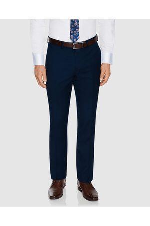 Tarocash Lachlan Stretch Pant - Pants (NAVY) Lachlan Stretch Pant