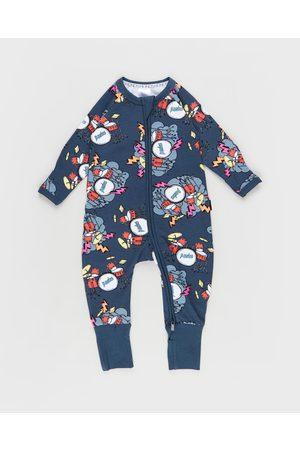 Bonds Baby Zip Wondersuit Babies - Longsleeve Rompers (Bonds Rock Band) Zip Wondersuit - Babies