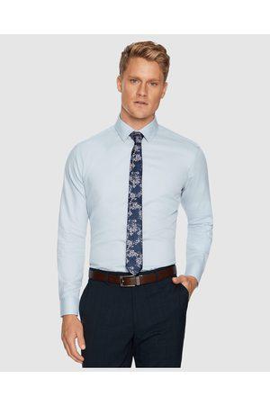 Tarocash Men Business - Max Dress Shirt - Shirts & Polos (SKY) Max Dress Shirt
