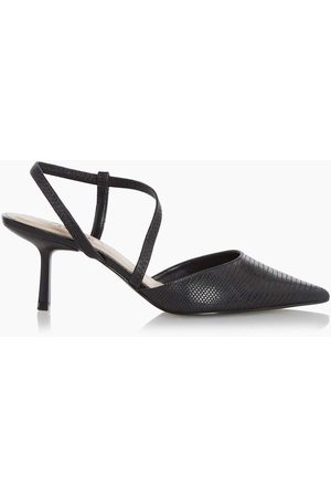 Dune Colombia - Black Leather - 36
