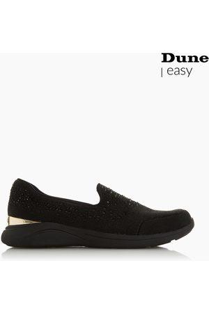 Dune Easy Slipper Cut - Black - 36