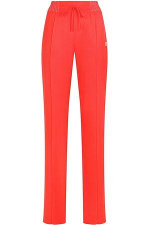 Dolce & Gabbana Women Pants - Straight-leg twill trousers