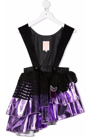Wauw Capow by Bangbang Girls Dresses - Fairytale layered dress
