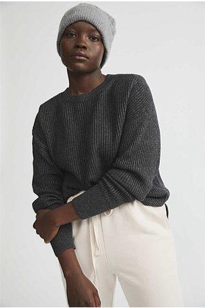 WITCHERY Women Sweaters - Crop Shoulder Pad Knit