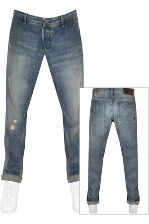 G-Star Men Bootcut & Flares - Raw Grip 3D Relaxed Tapered Jeans