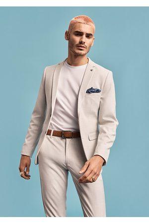 Yd. Men Blazers - Embrock Skinny Blazer Pumice L
