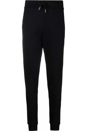 Karl Lagerfeld Women Joggers - Rhinestone-embellished logo sweatpants