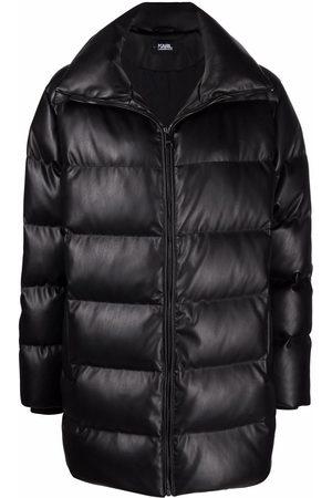 Karl Lagerfeld Women Winter Jackets - Oversized padded down jacket
