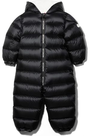 Moncler MONCLER BABY BOY HOOD L/S ALL IN ONE PUF