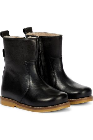Petit Nord Girls Boots - Everyday leather boots