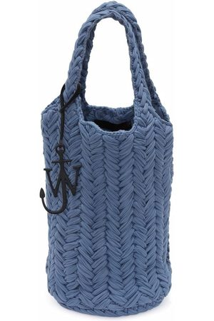 J.W.Anderson Women Tote Bags - Knitted shopper bag