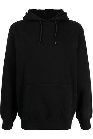 YOHJI YAMAMOTO Men Hoodies - No Future' logo-print hoodie