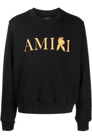 AMIRI Men Sweatshirts - Reverse bunny print pullover