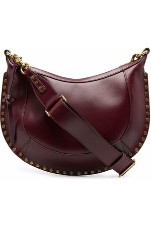 Isabel Marant Women Tote Bags - Studded leather tote bag