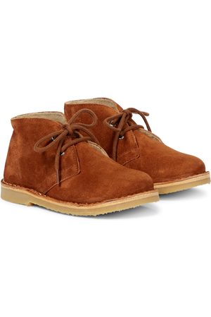 Petit Nord Suede desert boots