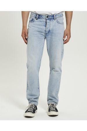 NEUW Men Straight - Ray Straight Slim Jeans Mad World