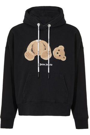 Palm Angels Men Hoodies - Bear hoodie