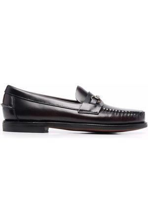 SEBAGO Women Loafers - Horsebit-detail leather loafers