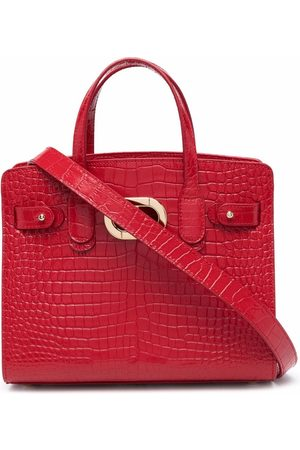 DEE OCLEPPO Leather tote bag