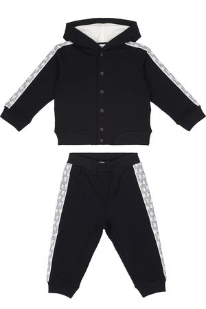 Emporio Armani Baby stretch-cotton jersey outfit set