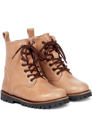 Petit Nord Leather boots