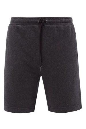 DEREK ROSE Devon Drawstring Cotton-jersey Shorts - Mens