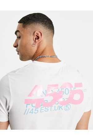 ASOS 4505 T-shirt with relaxed fit and back print